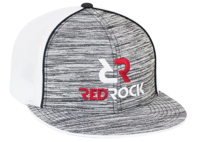 X316 Static Heather Trucker - SocksRock.com