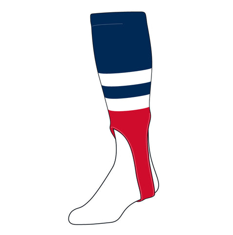 Red Sox Stirrup (PATTERN G)