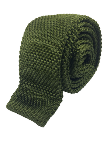 Army Green Knit