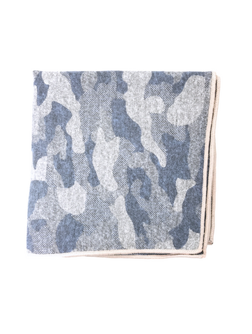 Urban Camo Pocket Square