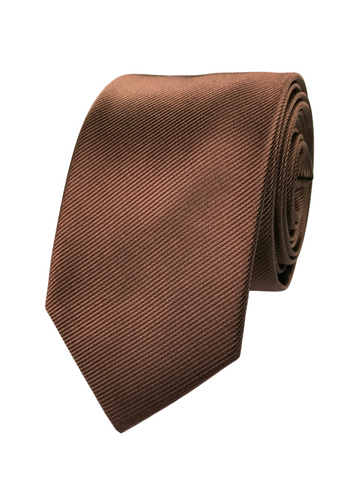 Brown Skinnytie