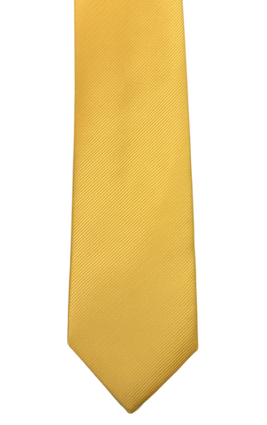 Yellow Skinnytie