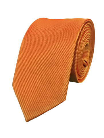 Orange Skinnytie