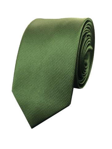 Army Green Skinnytie