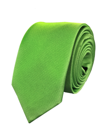 Lime Green Skinnytie