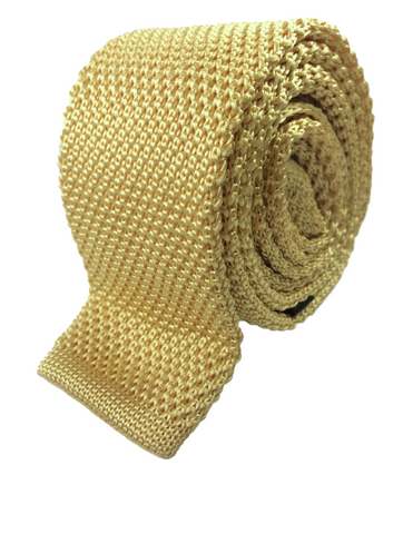 Light Yellow Knit