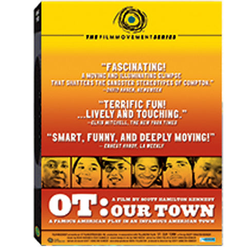 OT: our town DVD - Educational Use