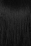 "16"" Clip In Hair Extensions Deluxe Set - #1 Jet Black"
