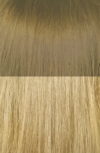 "20"" Balayage Clip In Hair Extensions Deluxe Set - #14/24 Blondes Do It Better"