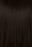 "20"" Clip In Hair Extensions Standard Set - #2 Dark Brown"