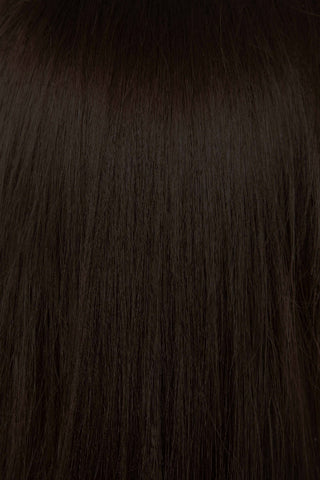 "24"" Micro Loop Hair Extensions 1g - #2 Dark Brown"