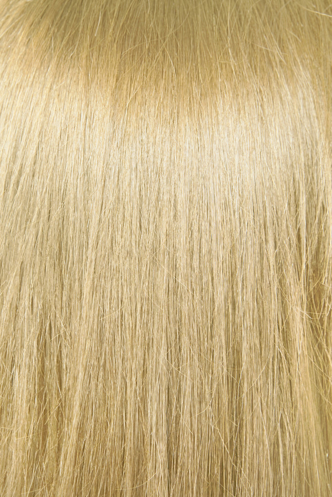 "20"" Keratin U-Tip Pre Bonded Hair Extensions - #24 Light Sandy Blonde"