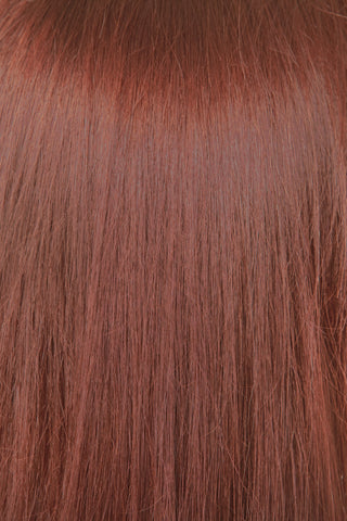 "20"" Clip In Hair Extensions Standard Set - #33 Auburn Red"