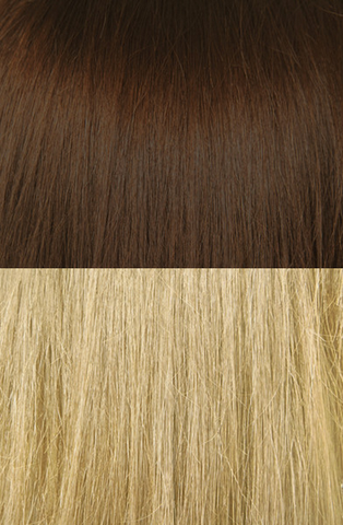 "20"" Balayage Clip In Hair Extensions Deluxe Set - #4/24 Sultry Sandy"