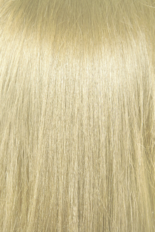 "20"" Clip In Hair Extensions Basic Set - #60 Ultra Light Blonde"