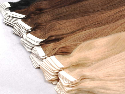 "**PRE ORDER** 20"" Tape Hair Extensions - 60g pack"