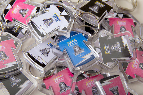 MKL Shirt shaped key rings