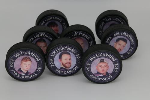 Pucks - Player Picture
