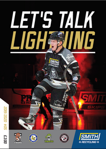 Let's Talk Lightning - Matchnight Magazine February Edition