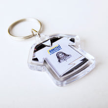 Load image into Gallery viewer, MKL Shirt shaped key rings