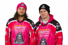 Load image into Gallery viewer, 2019/20 Replica MK Lightning Jersey - Pink