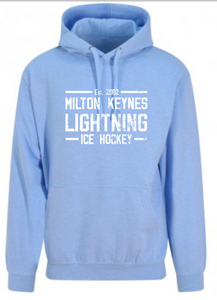 Summer Hoodies Distressed MKL Logo