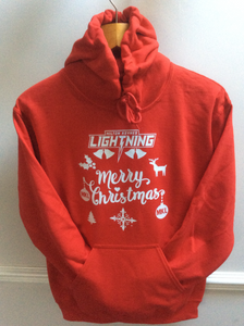 Christmas Red MKL Kids Hoody
