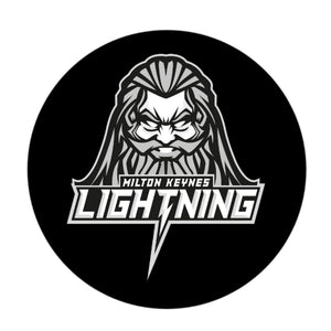 MK Lightning Zeus Puck Car / Window Sticker