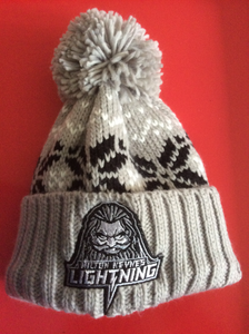 MKL Bobble hat Festive