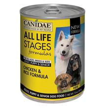 Load image into Gallery viewer, Canidae All Life Stages Chicken and Rice Canned Dog Food