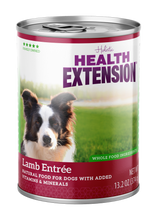 Load image into Gallery viewer, Health Extension Lamb Entree Canned Dog Food