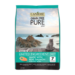 Canidae Grain Free PURE Sea Dry Cat Food