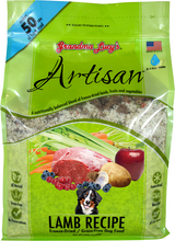 Load image into Gallery viewer, Grandma Lucy's Artisan Grain Free Lamb Freeze Dried Dog Food