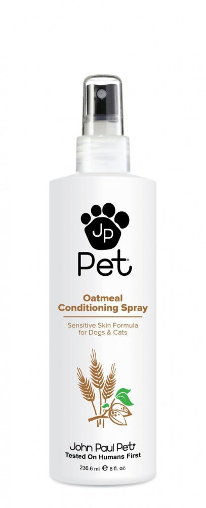 John Paul Pet Oatmeal Conditioning Spray For Dogs and Cats