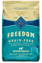 Load image into Gallery viewer, Blue Buffalo Freedom Large Breed Adult Lamb Recipe Dry Dog Food