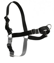 Load image into Gallery viewer, PetSafe Easy Walk Black & Silver Dog Harness