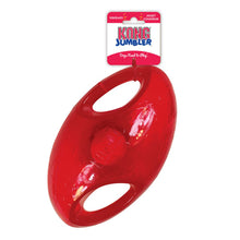 Load image into Gallery viewer, KONG Jumbler Football Dog Toy