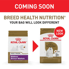 Load image into Gallery viewer, Royal Canin Breed Health Nutrition Adult Maltese Dry Dog Food