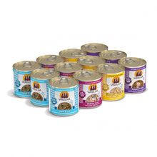 Load image into Gallery viewer, Weruva Classic The 10 Ounce Pounce Grain Free Canned Cat Food Variety Pack
