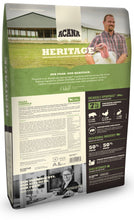 Load image into Gallery viewer, ACANA Heritage Paleo Formula Grain Free Dry Dog Food
