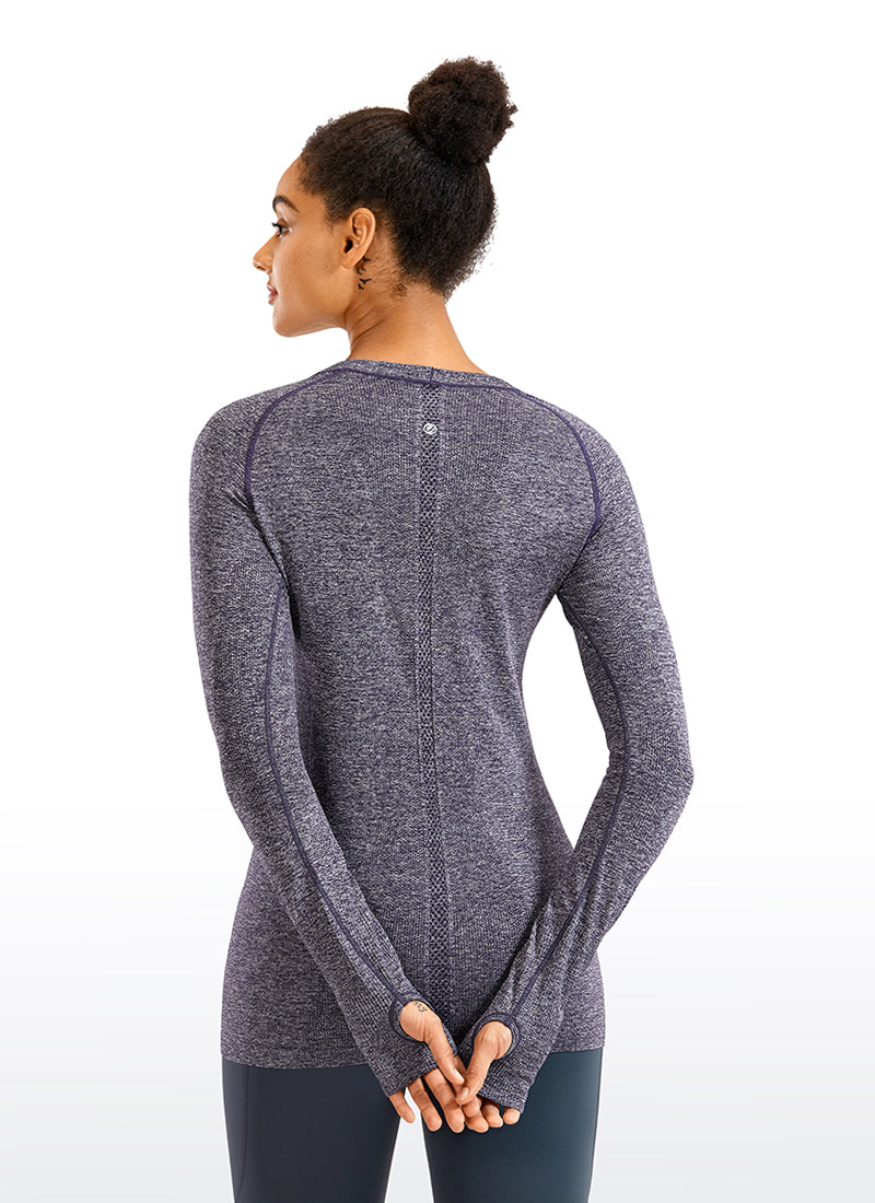 Speedy Seamless Long Sleeves Slim Fit