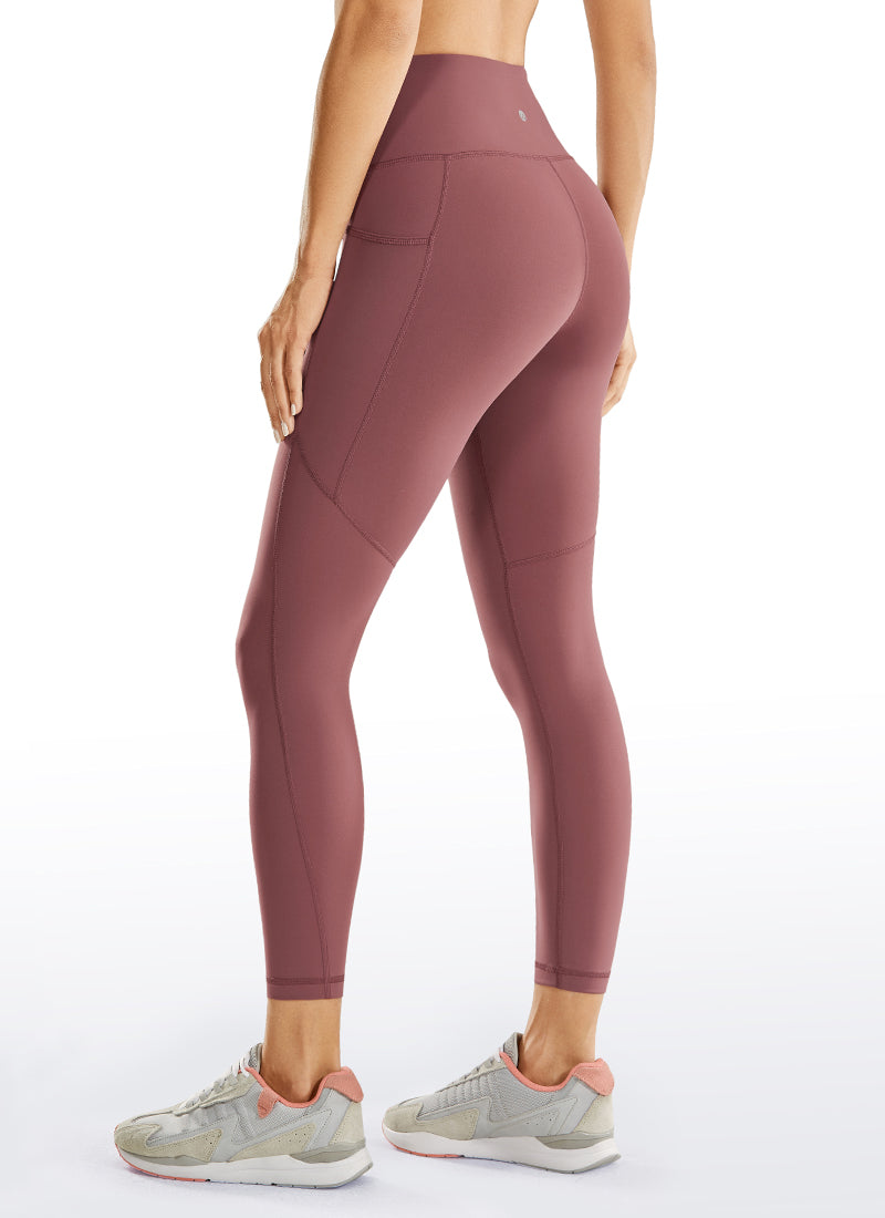 Naked Feeling I Pocket Leggings II 23""