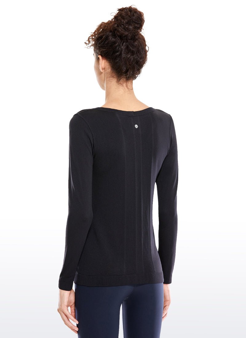Speedy Seamless Long Sleeves Relaxed Fit