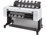HP DesignJet T1600dr 36-in PostScript Plotter