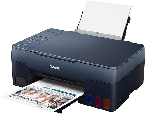 Canon PIXMA G2020 NV All-in-One Ink Tank Colour Printer (Navy Blue)