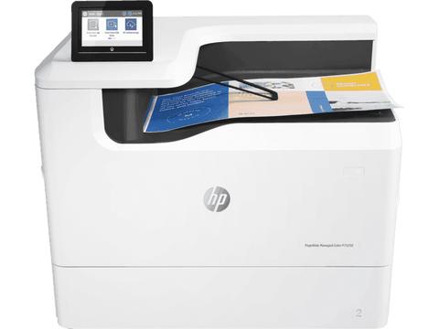 HP PageWide Managed Color P75250dn A3 Printer