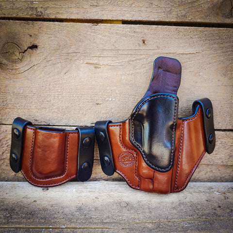 Single OWB Magazine Holsters