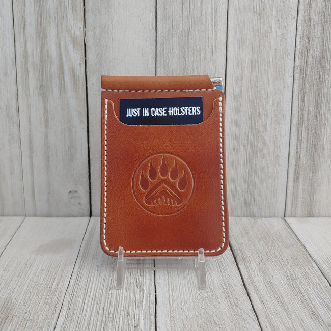 Buck Brown EDC-Money Wallets
