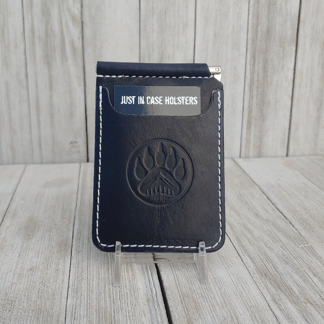 Navy Blue EDC-Money Wallets