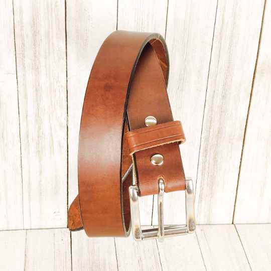 Single Thick Everyday Belts